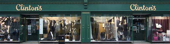 Clintons Storefront, Clonmel